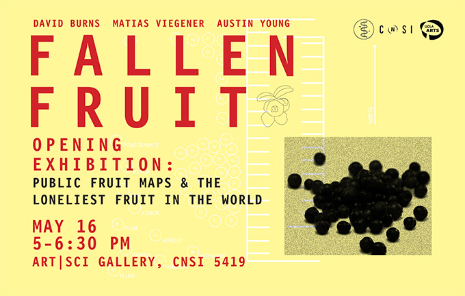 Fallen Fruit Exhibition